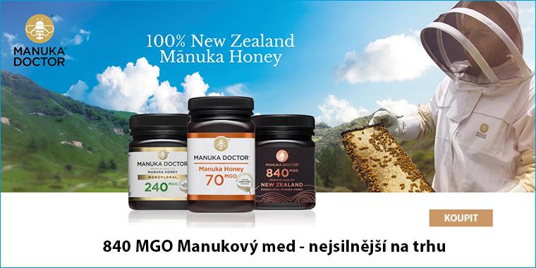 Manukové medy